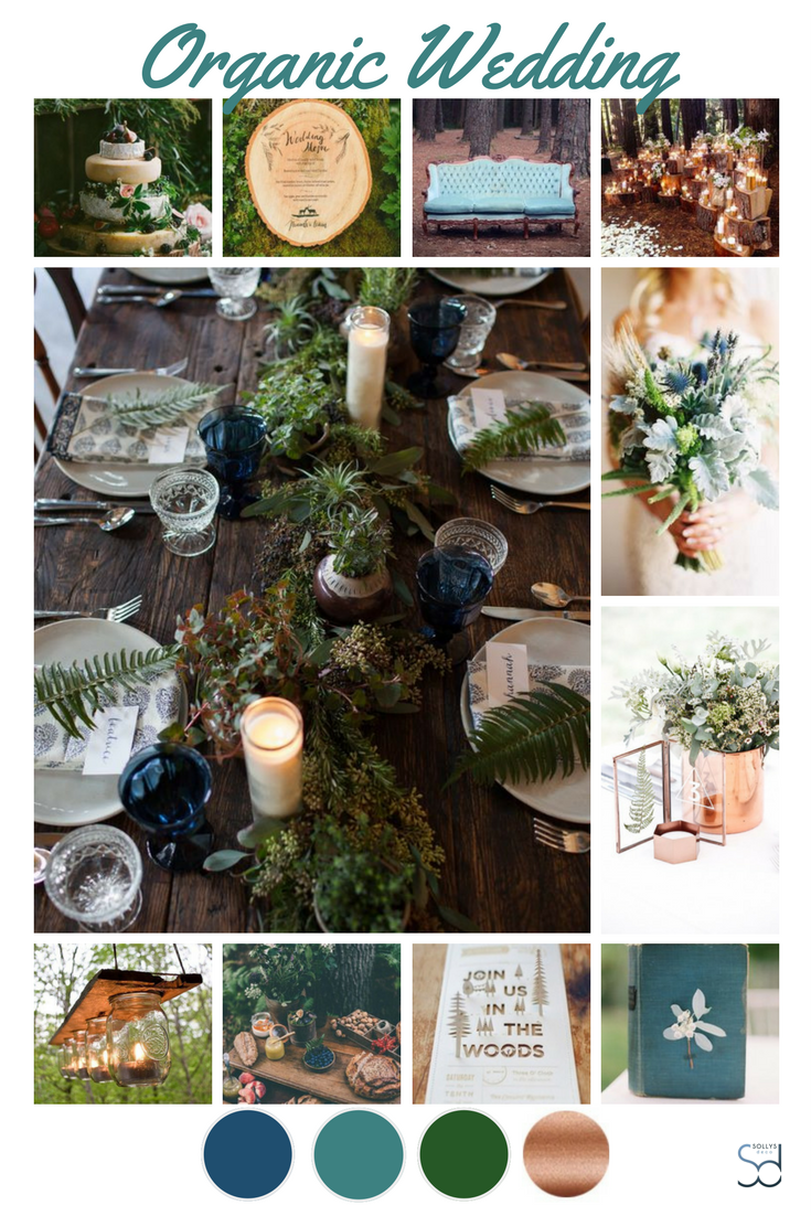 moodboard-shooting-mariage-foret