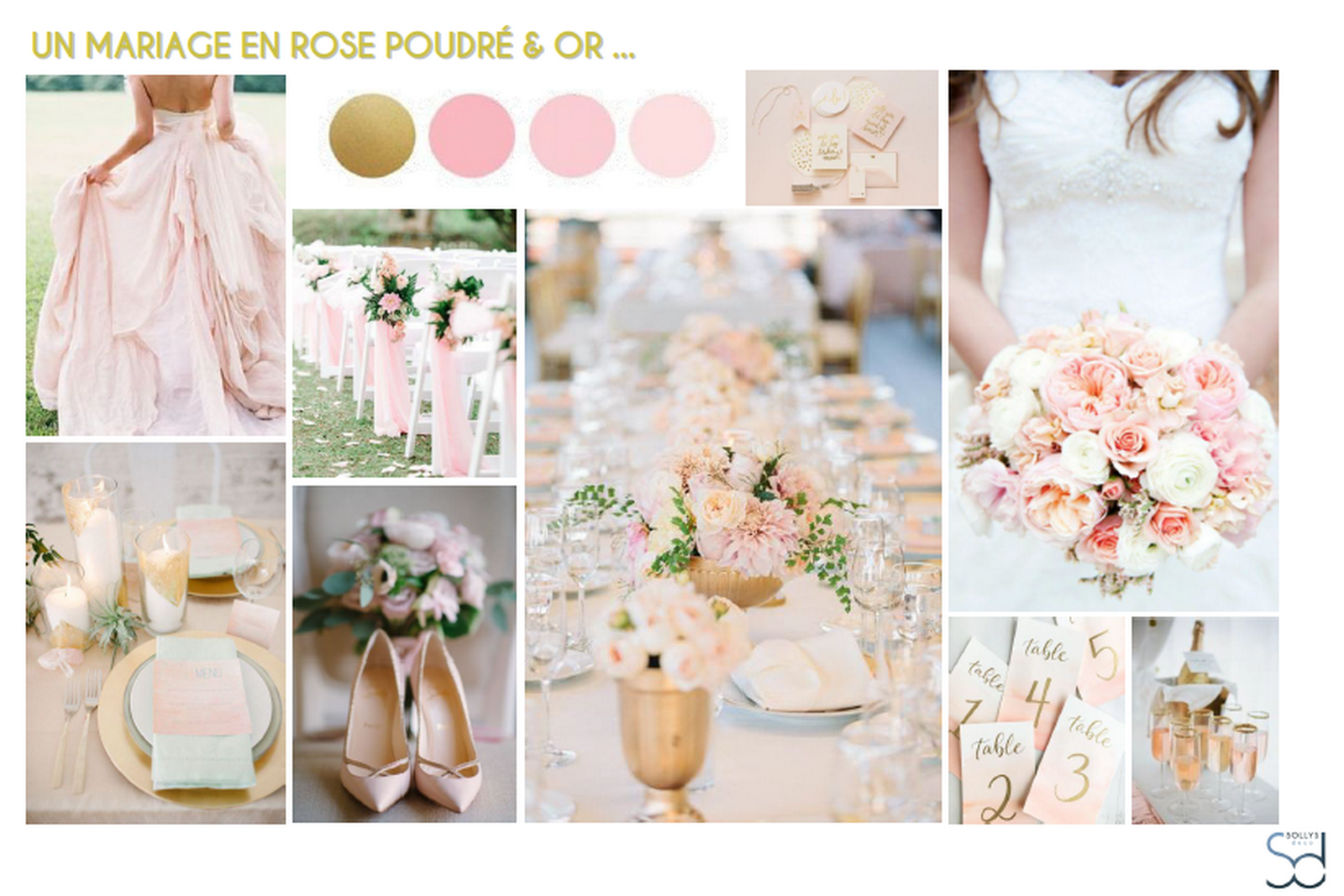 planche-inspiration-mariage-rose-poudre-et-or